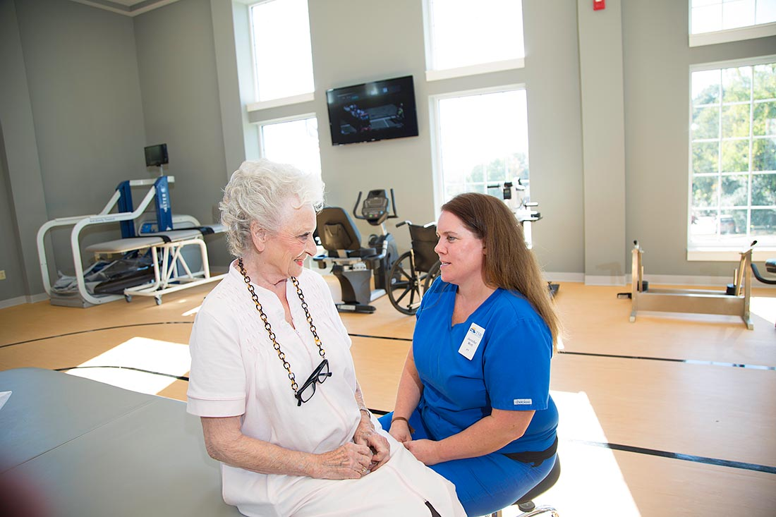 Belk Oxford Ms >> Photo Tour — Oxford Health and Rehab Center