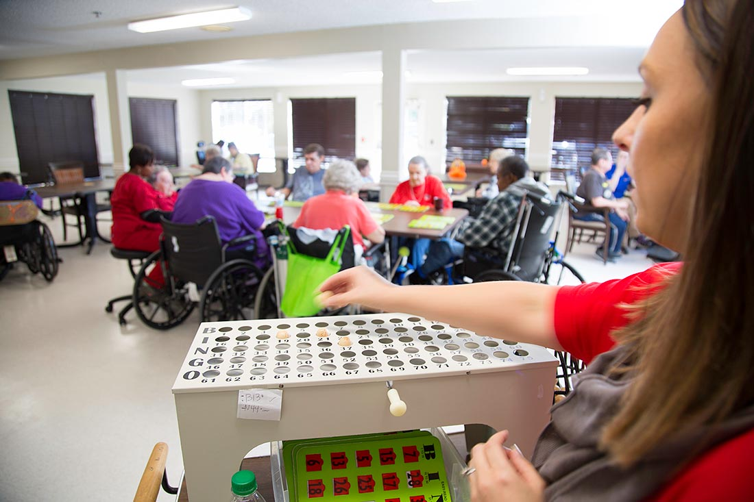 Oxford Health and Rehab Center