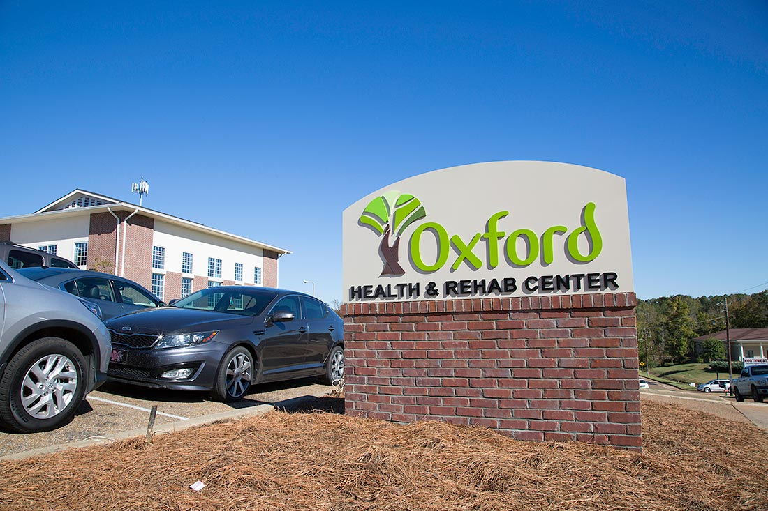 Photo Tour Oxford Health And Rehab Center